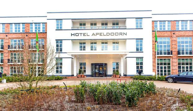 Descubre la hermosa ciudad de Apeldoorn (no anulable)