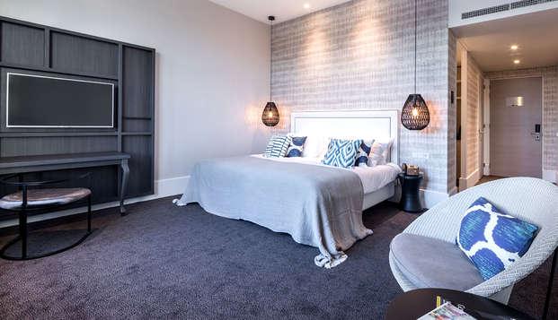 Maravillosa estancia cerca de Apeldoorn en habitación Confort