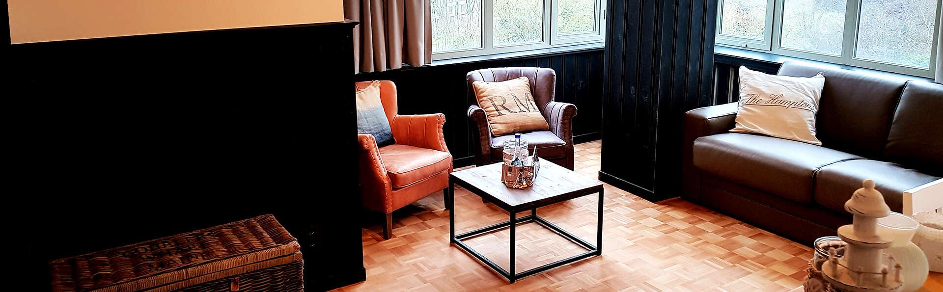 Overnachting in stijlvol en luxe suite in Westende (vanaf 2 nachten)