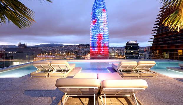 Romanticismo e fascino a Barcellona
