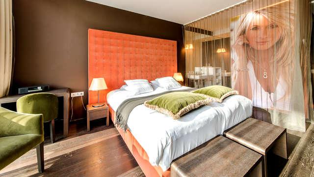 Disfruta de un hermoso diseño y bienestar en Kortrijk