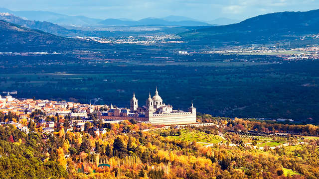 Escapada Romántica  en El Escorial (desde 2 noches)
