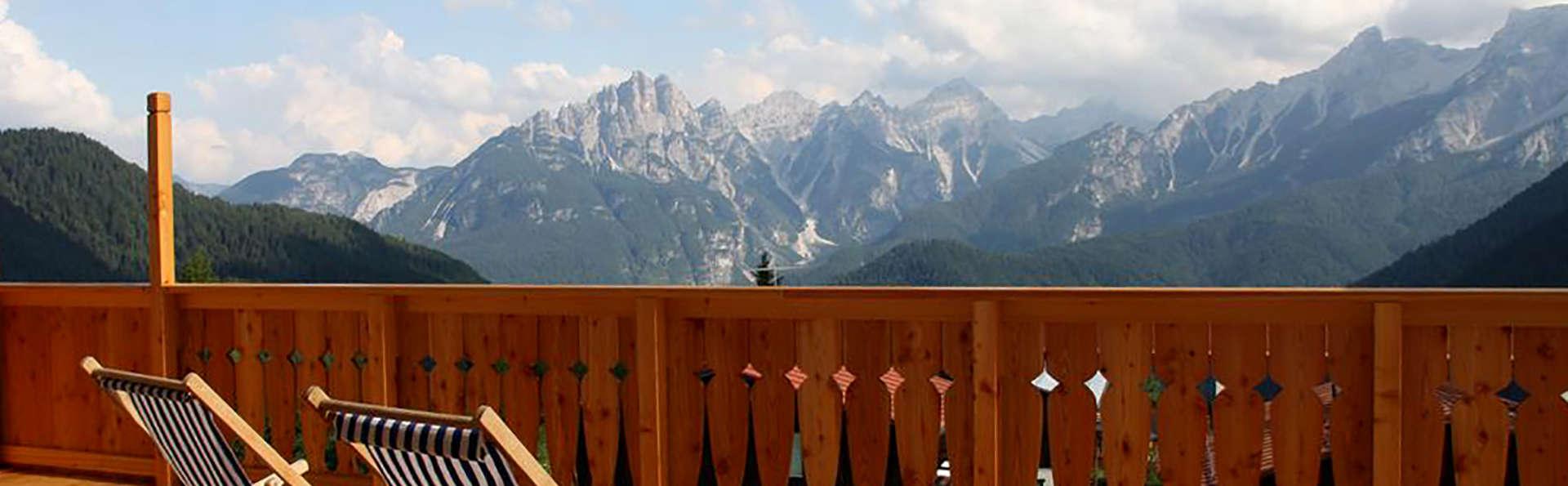 Vacances relaxantes dans la vallée de Zoldo en pleine nature