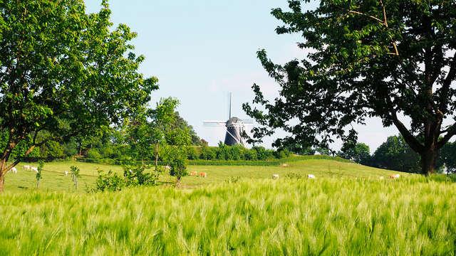 Verblijf in het toeristische hart van Limburg