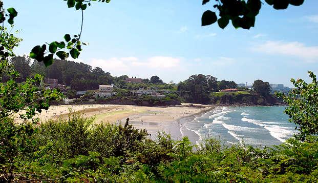 Oferta no reembolsable: Escapada con desayuno incluido frente al mar