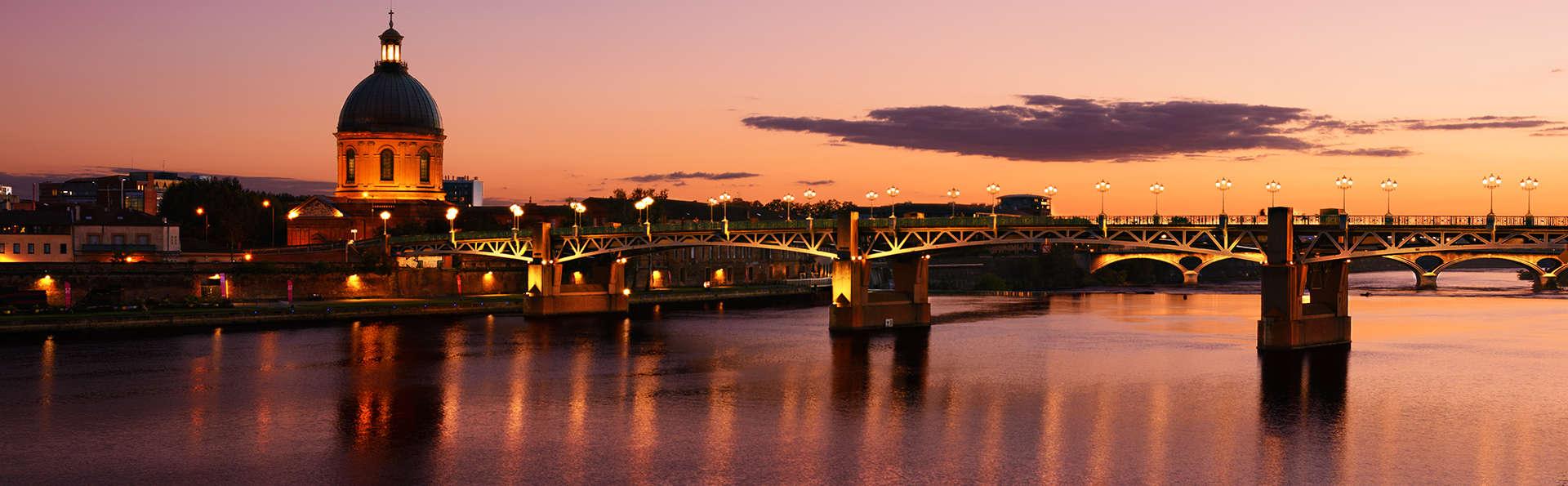 Oferta especial: Gastronomía con cena y spa en Toulouse