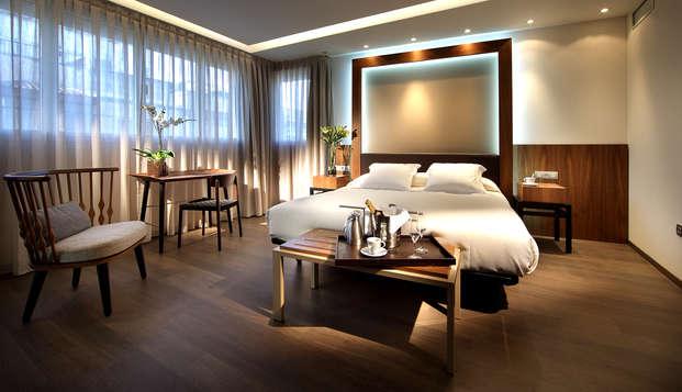 Escapada romántica en un hotel 4* en el corazón de Granada