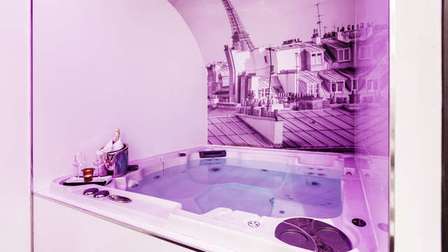 accès au spa privé