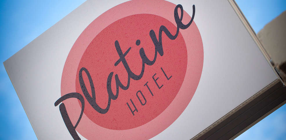 platine hotel et spa 4 parijs frankrijk. Black Bedroom Furniture Sets. Home Design Ideas
