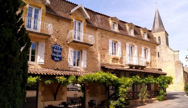 Relax junto a la Dordogne