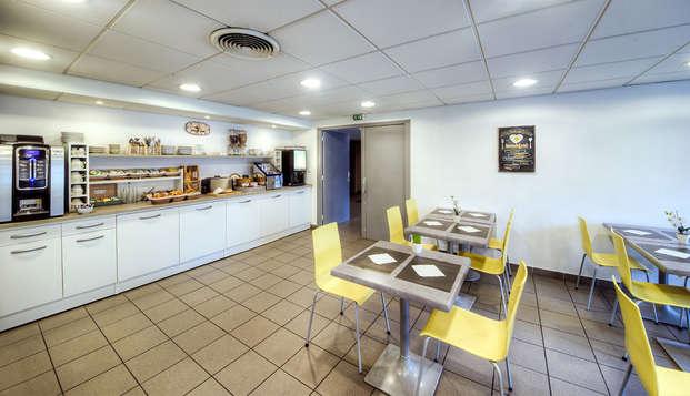 Zenitude Hotel-Residences La City - Buffet