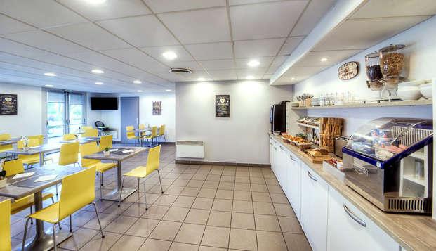 Zenitude Hotel-Residences La City - Restaurant