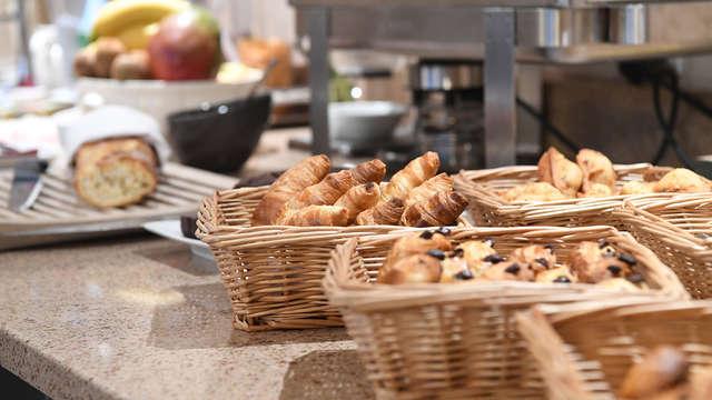 Hotel Georges VI - Biarritz - NEW Buffet