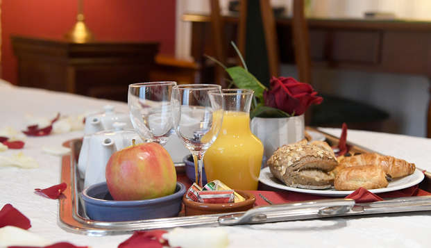Hotel Georges VI - Biarritz - NEW Breakfast
