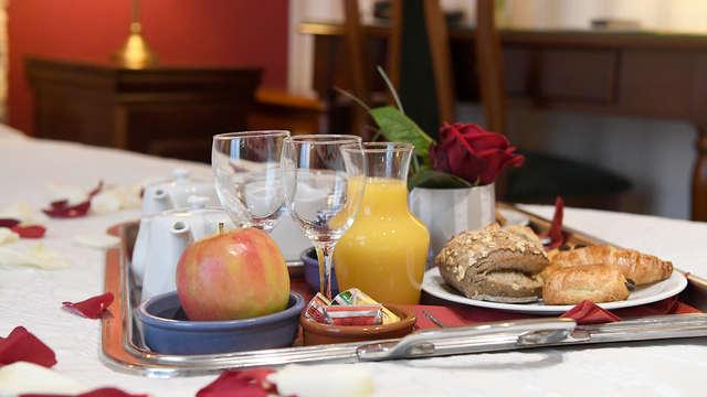 Hotel Georges VI - Biarritz - NEW Breakfast