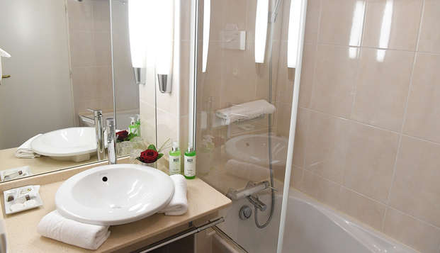 Hotel Georges VI - Biarritz - NEW Bathroom