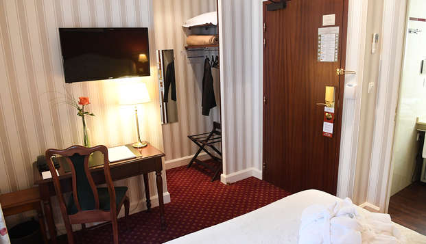 Hotel Georges VI - Biarritz - NEW Room
