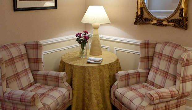 Hotel Georges VI - Biarritz - NEW Lobby