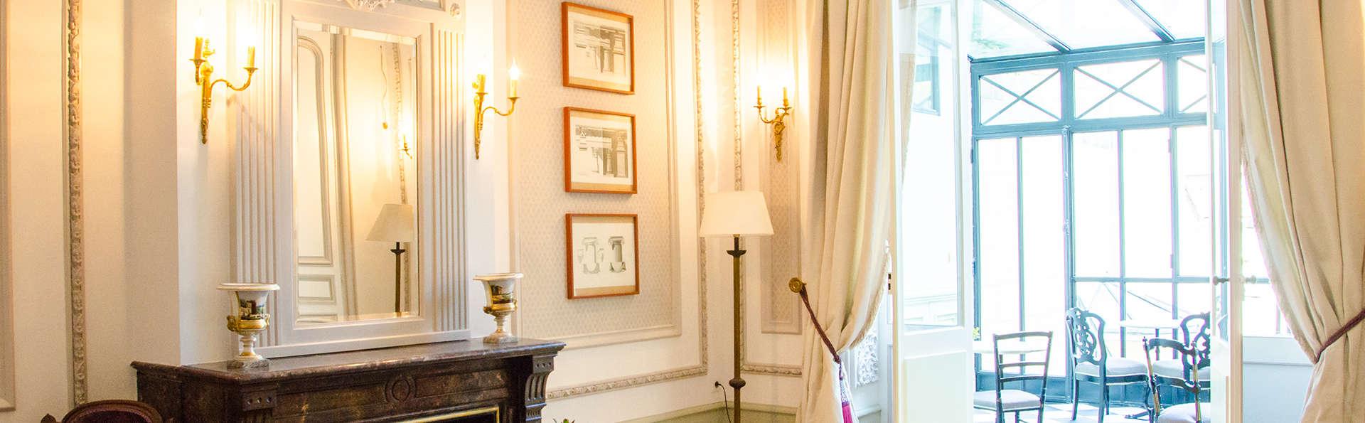 Week-end détente dans un hôtel de charme à Bordeaux