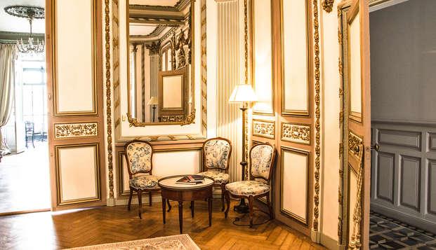 Adresse chic & raffinée à Bordeaux