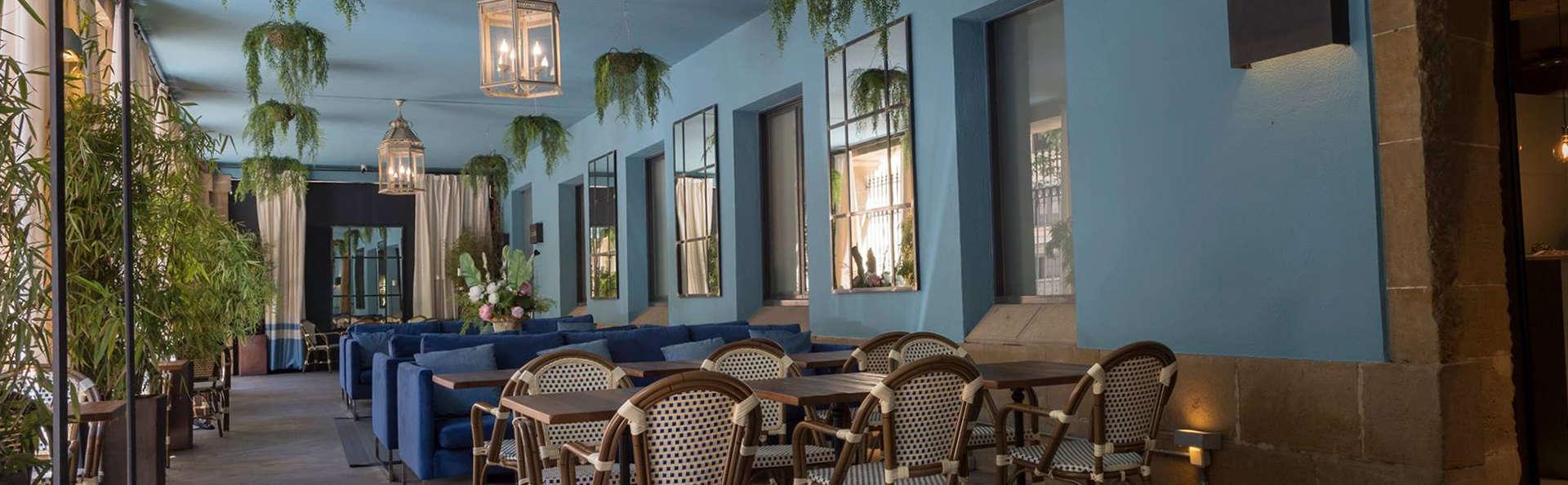Escapade gastronomique au centre de Pampelune avec un dîner gastronomique