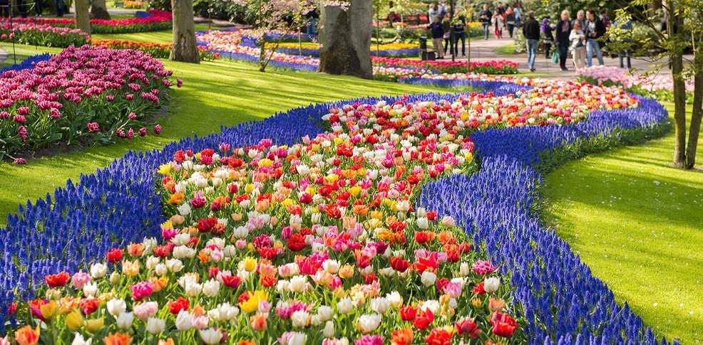 Week end dans les petites villes de charme volendam avec for Week end des jardins