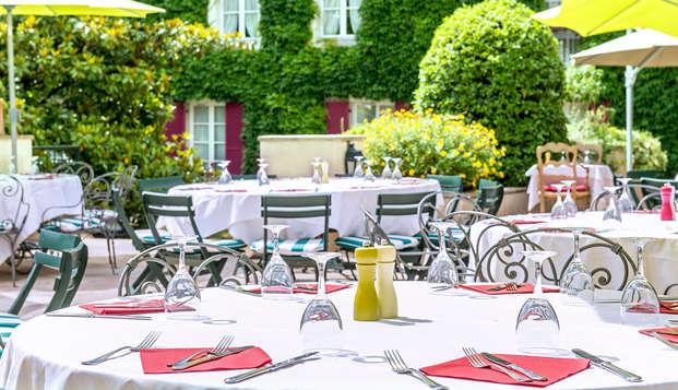 Parenthèse semi-gastronomique à une demi-heure de Paris