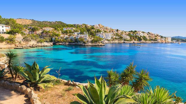 Spécial mini-séjour: Week-end romantique a Majorque avec vue mer