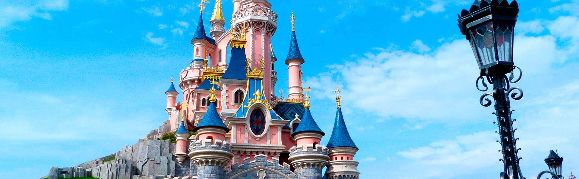 Séjour familial avec accès aux parcs Disneyland® Paris ( 2 jours / 2 parcs )