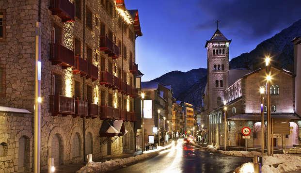 Week-end avec dîner à Andorre-la-Vieille