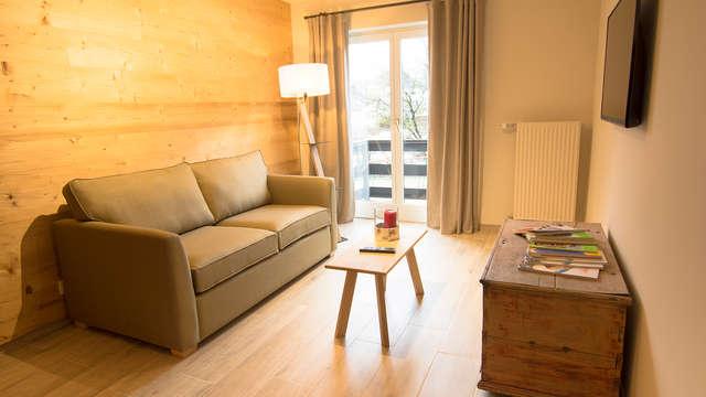 Mini-vacances dans un appartement cosy dans les Ardennes belges
