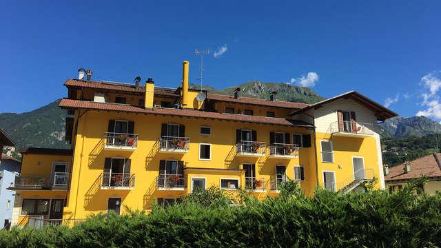 Soggiorno relax in mezza pensione a Comano Terme