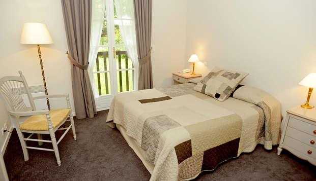 Charme weekend in een suite op 1 uur van Parijs