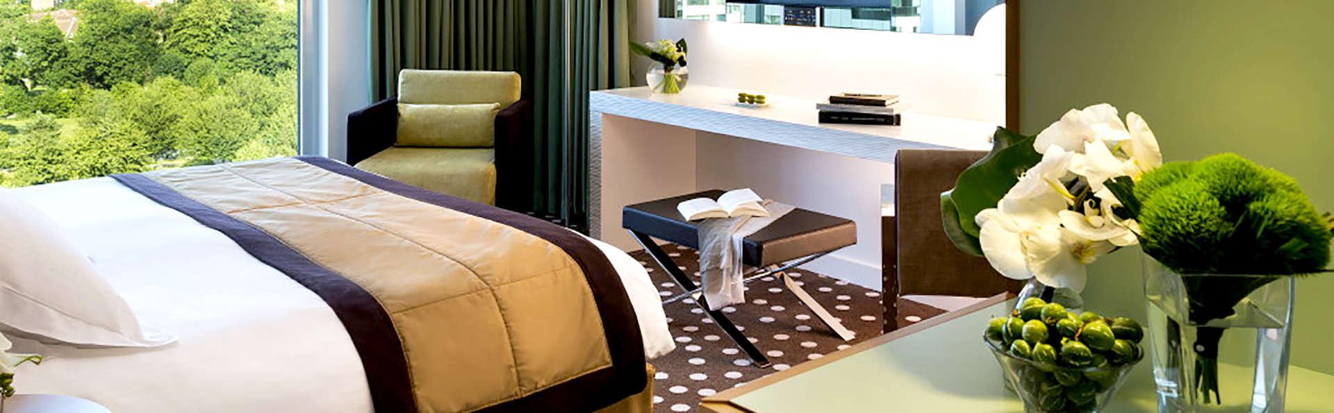 Week-end détente en chambre Deluxe à Lille (Non annulable, non remboursable)