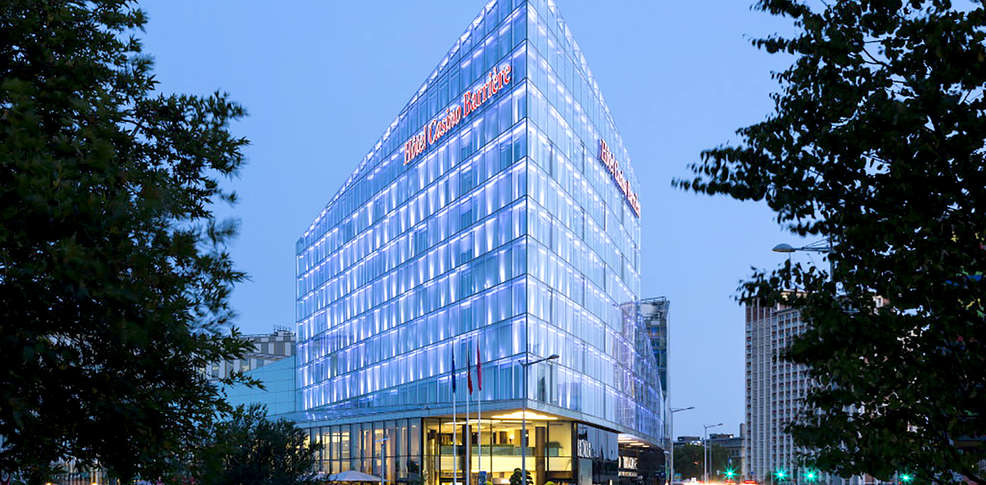 Booking Hotel Barriere Lille