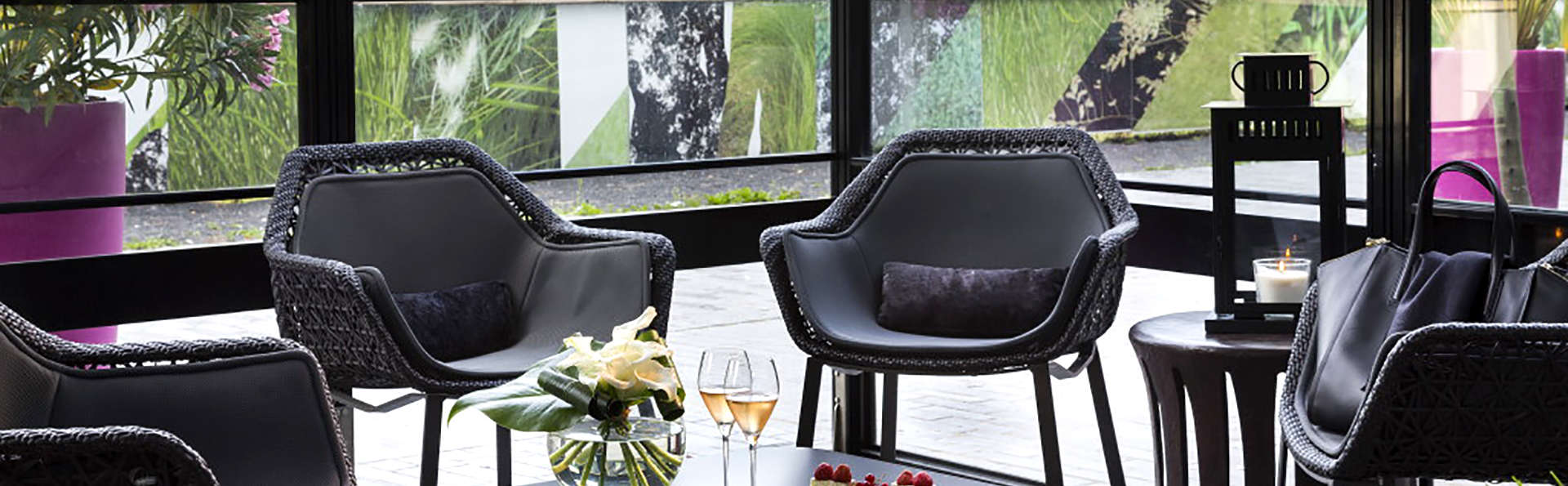 Early booking:  Week-end détente en chambre supérieure à Lille