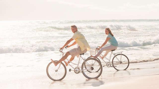 Disfruta del ciclismo en la costa de Blankenberge