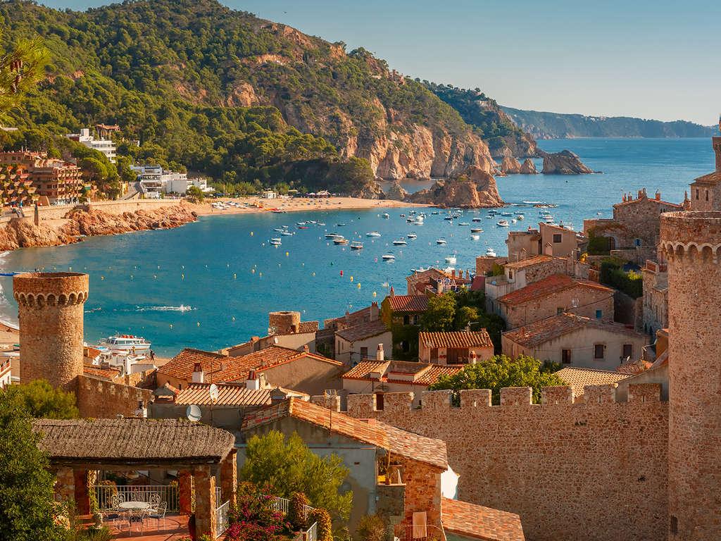 Séjour Espagne - Mer, soleil, plage et détente dans un hôtel de charme à Tossa de Mar  - 4*