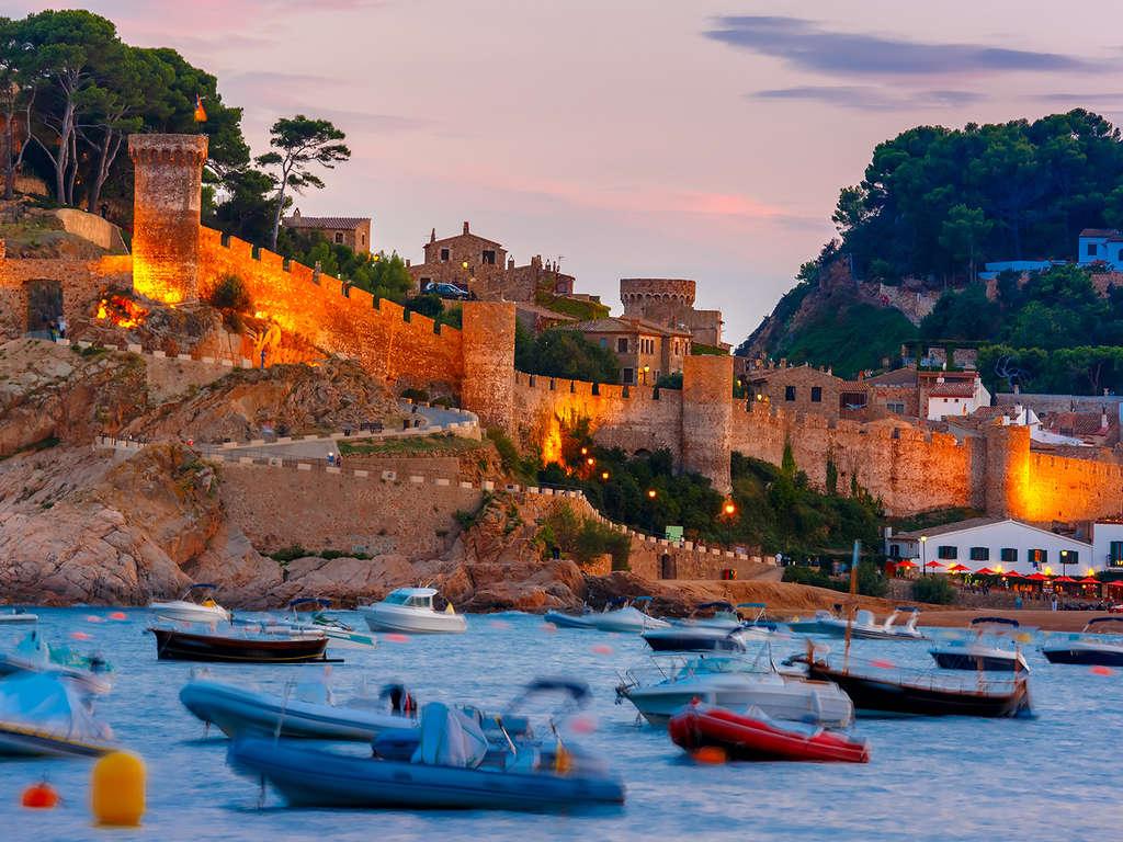 Séjour Espagne - Sous le soleil de la Costa Brava en demi-pension à Tossa de Mar  - 4*