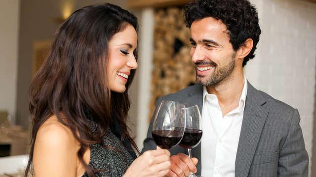 Romantisch weekend met chocoladetruffels en champagne aan de Costa Brava