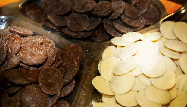 Devenez incollable sur le thème du chocolat grâce à la visite au Musée du Chocolat à Bruges