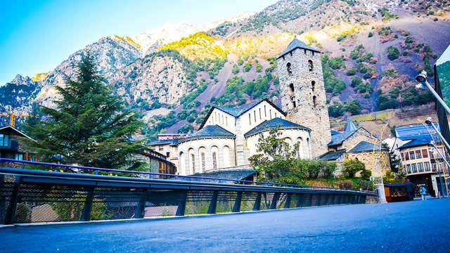 Geniet in Andorra met spa voor de beste prijs