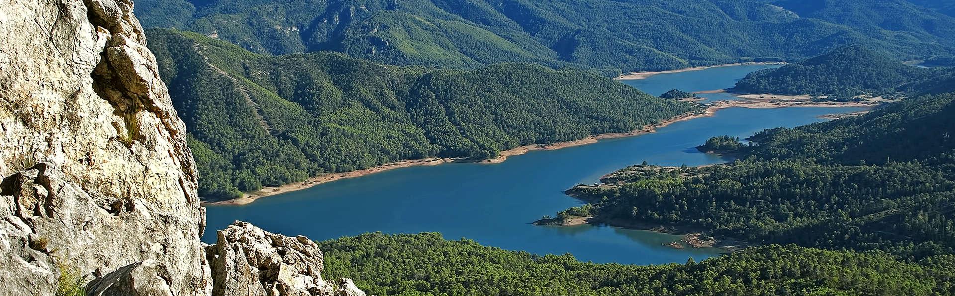 Escapada con paseo en barco en Hotel Rural 4* en la Sierra de Cazorla