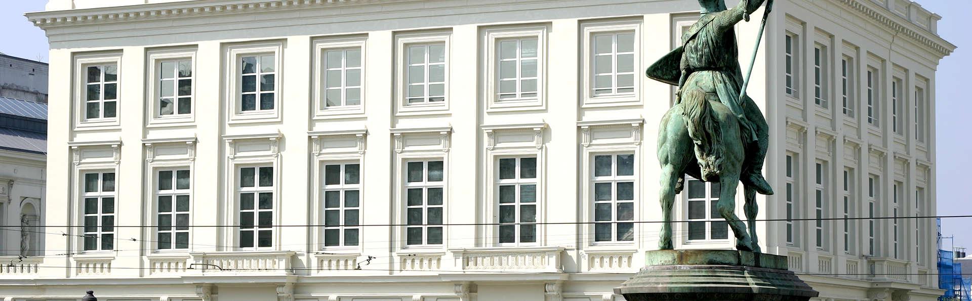 Découvrez le musée Magritte et séjournez dans un hôtel 4 étoiles à Bruxelles