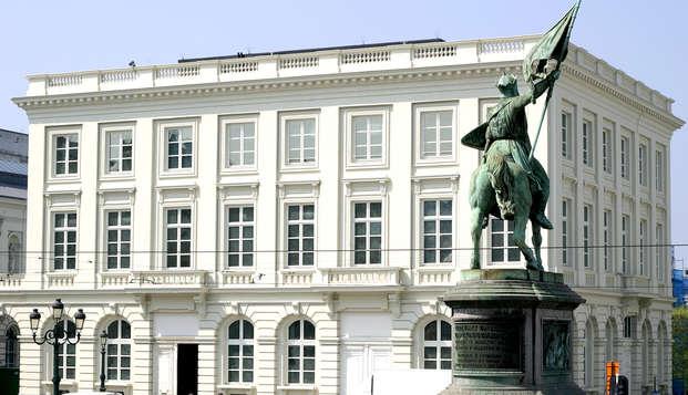 Breng een bezoek aan het Magritte museum in Brussel