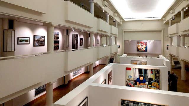 Escapada cultural a Bruselas con visita al Museo Magritte