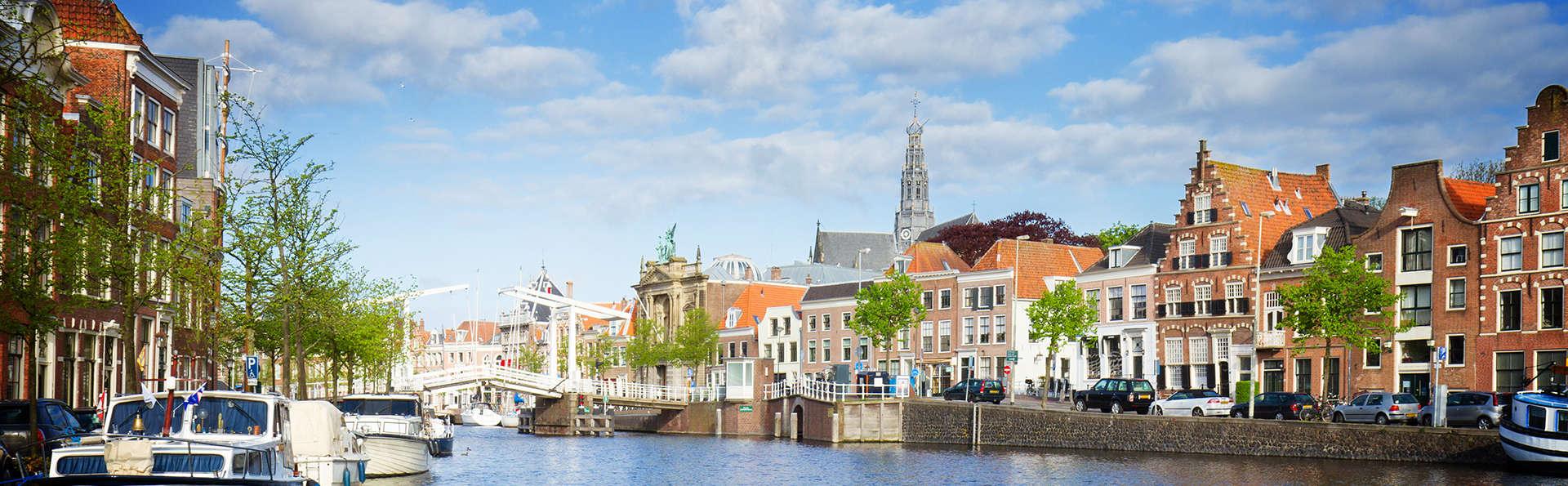 Séjour de luxe dans le centre d'Haarlem