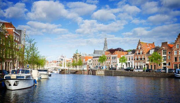 Overnacht in luxe in het hart van Haarlem
