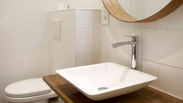 Hotel Montovani - NEW Bathroom
