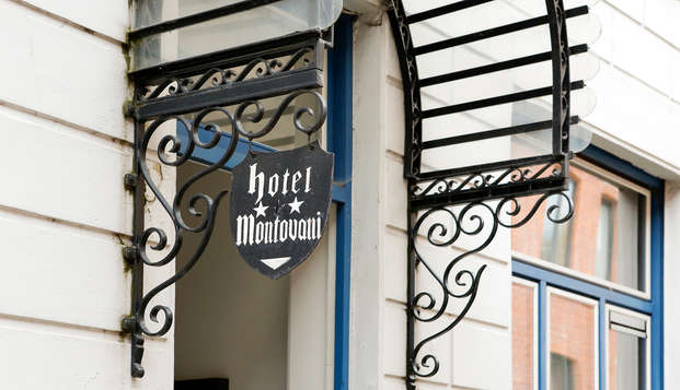 Hotel Montovani - NEW Front